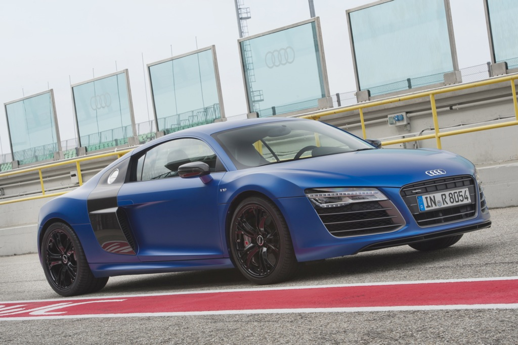 You Can Get an Audi R8 With a Certified Pre-Owned Warranty