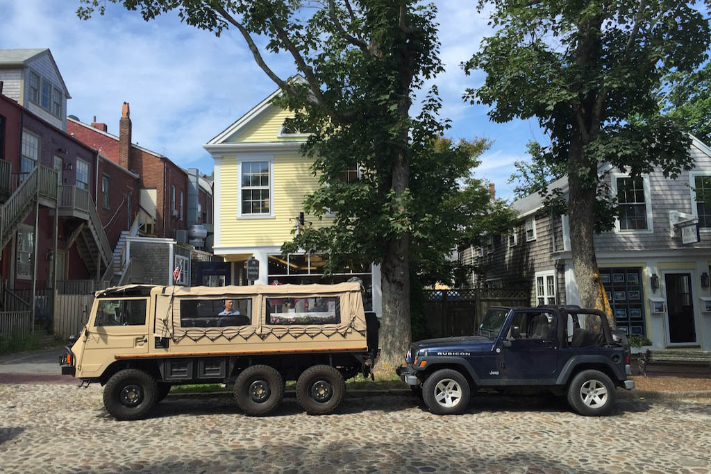 Here Are the Amazing Vehicles of Nantucket