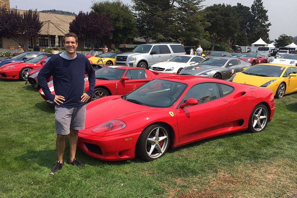 I Stumbled Across My Old Ferrari During Monterey Car Week