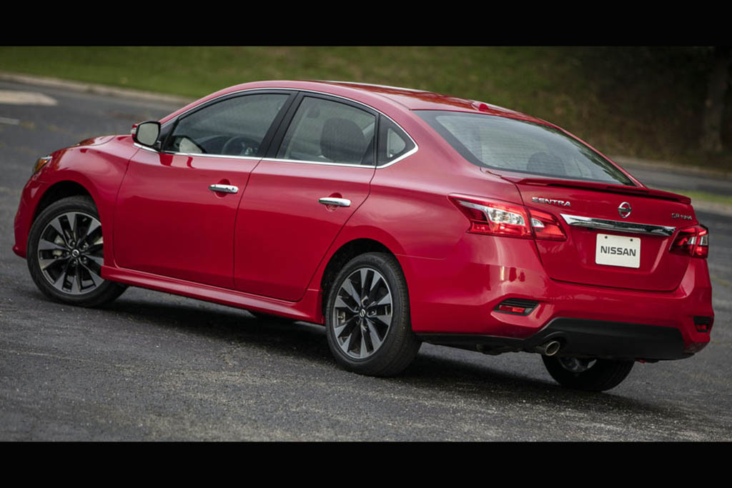 The New Nissan Sentra SR Turbo Offers More Performance and a Stick Shift