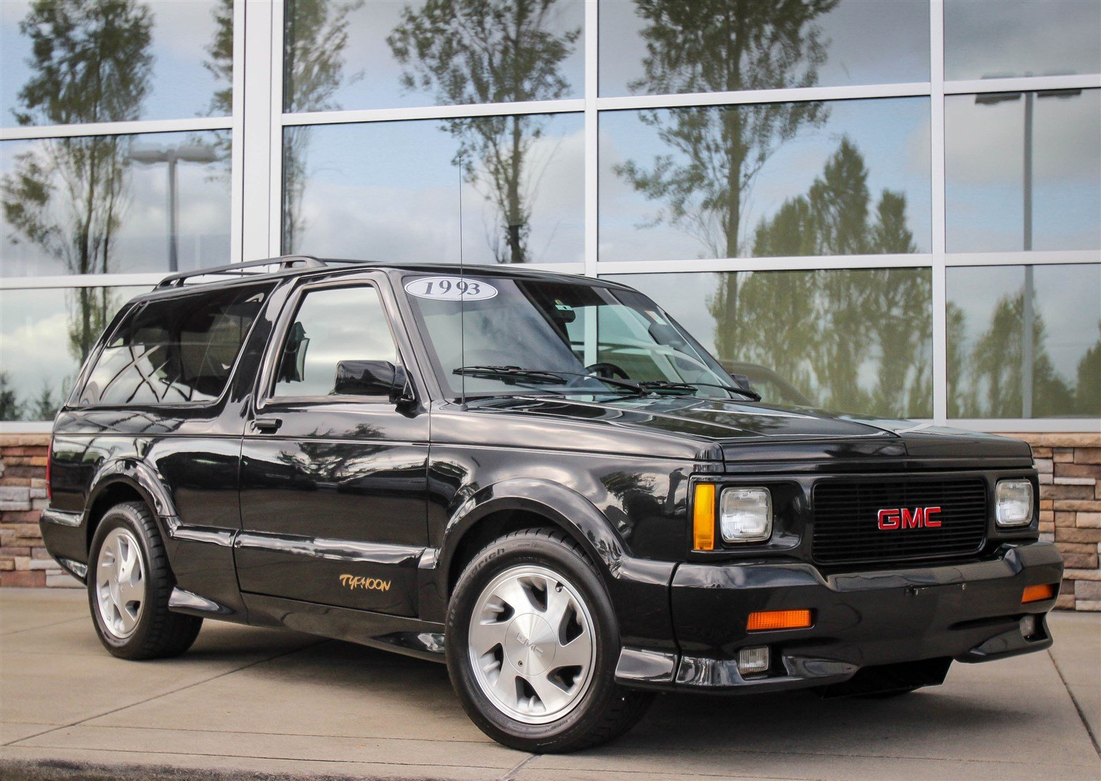 Clint Eastwood Drives a GMC Typhoon