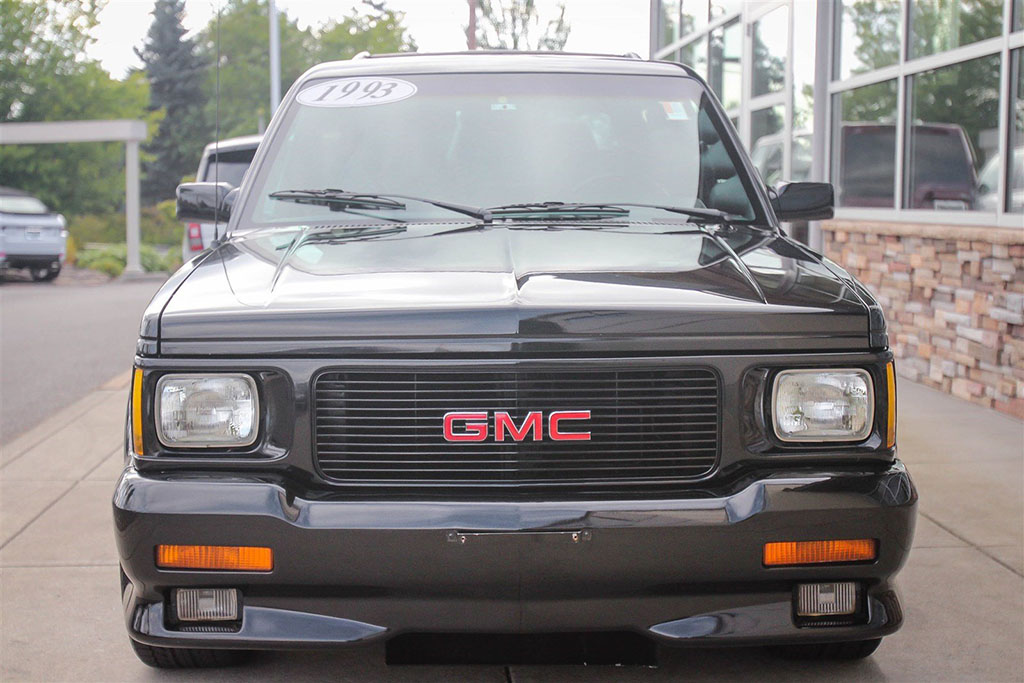 Autotrader Find: Really, Really, Really Clean GMC Typhoon