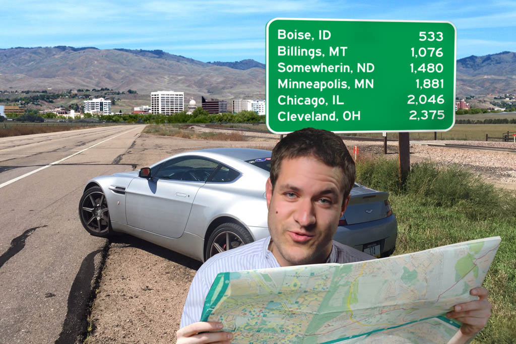 Here's Where I'm Meeting Everyone Next Week on My Cross-Country Road Trip