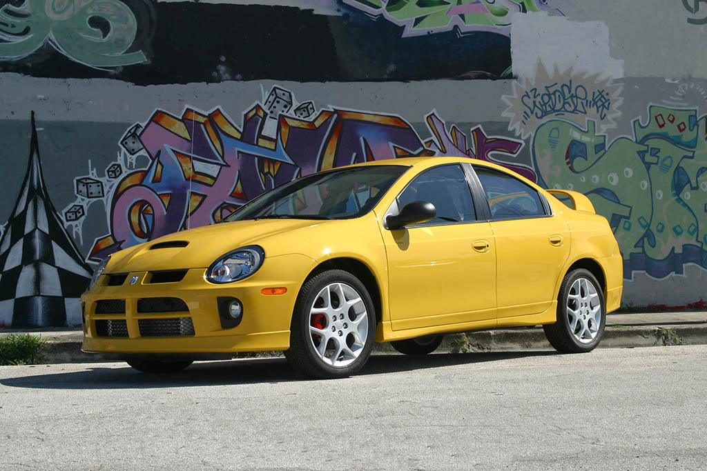 No, Doug, the Dodge Caliber SRT4 Wasn't Cool, but the Neon SRT4 Was