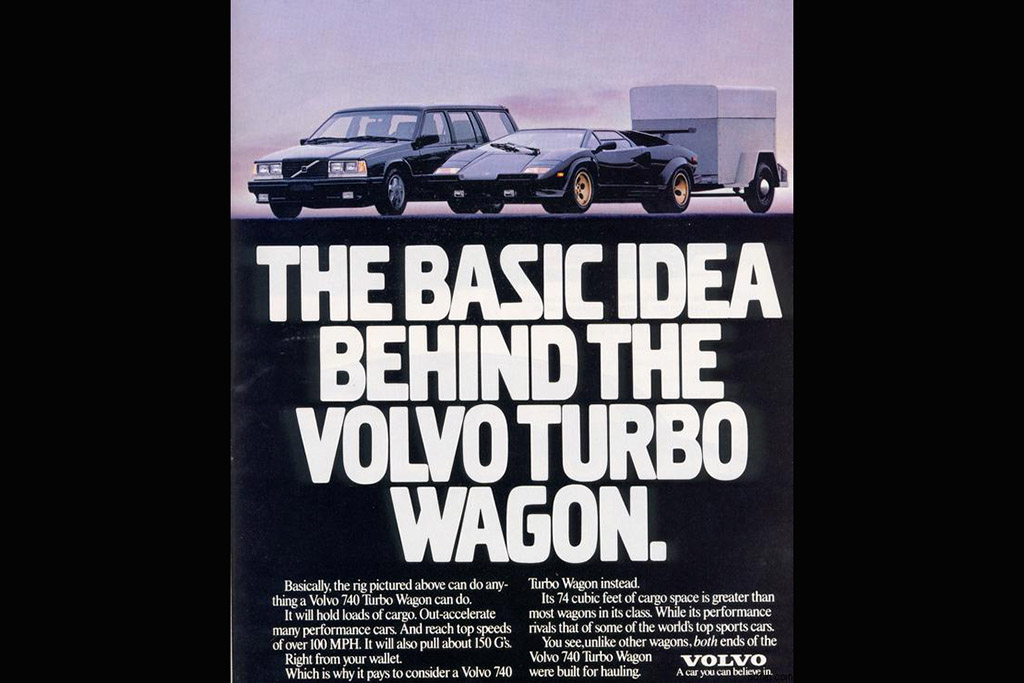 This Is the Coolest Volvo Ad of All Time
