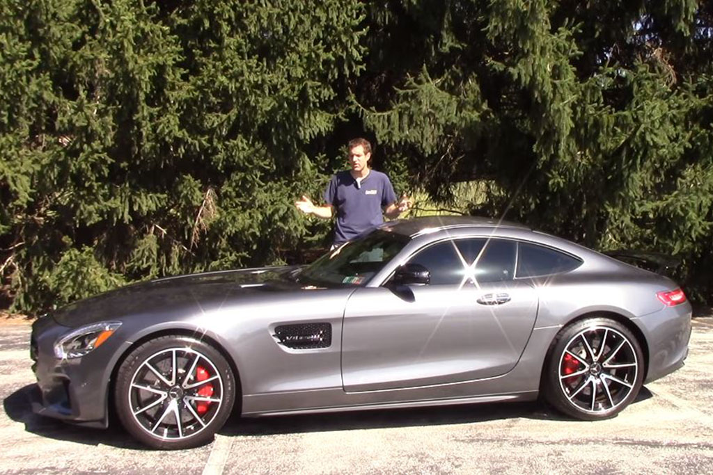 The Mercedes-AMG GT S Is Seriously, Ridiculously, Absurdly Underrated
