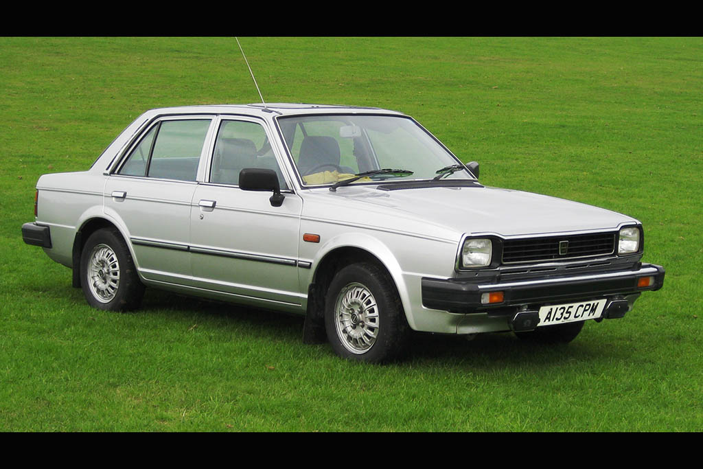 If You Can't Sell a Honda to the Brits, Try Calling It a Rover