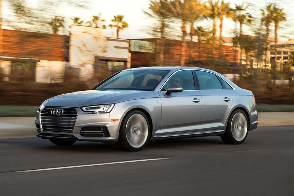 2017 Audi A4 Adds Manual-Transmission, All-Wheel-Drive Variant