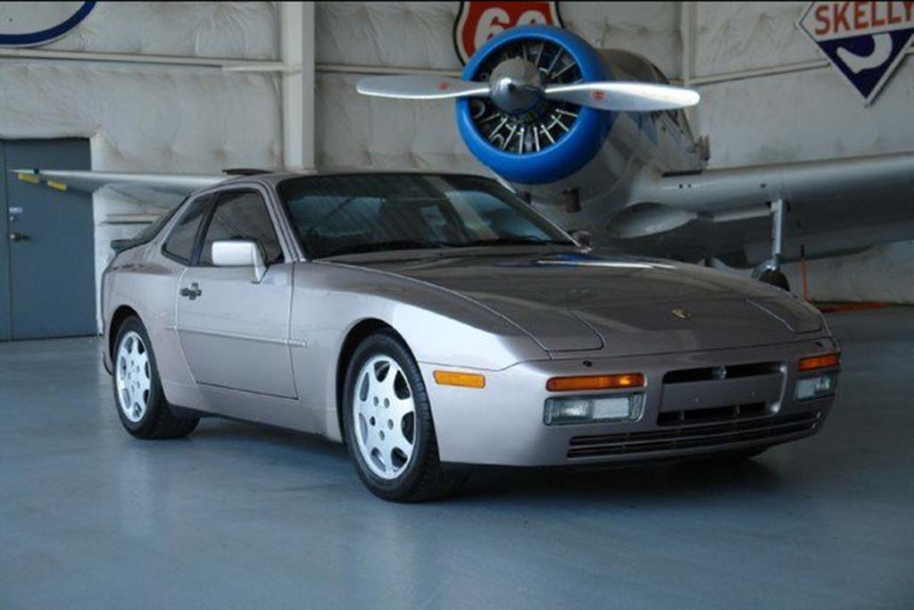 Autotrader Find: Insanely Rare 1988 Porsche 944 Turbo S