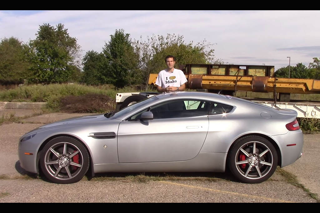 I Drove My Aston Martin 6,522 Miles Across the Country and Back With No Problems