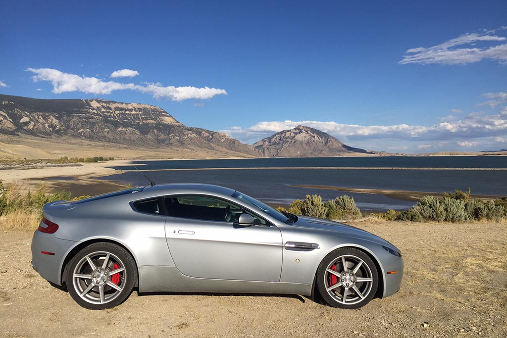 My Aston Martin Road Trip Proves Exotic Cars Can Be Reliable