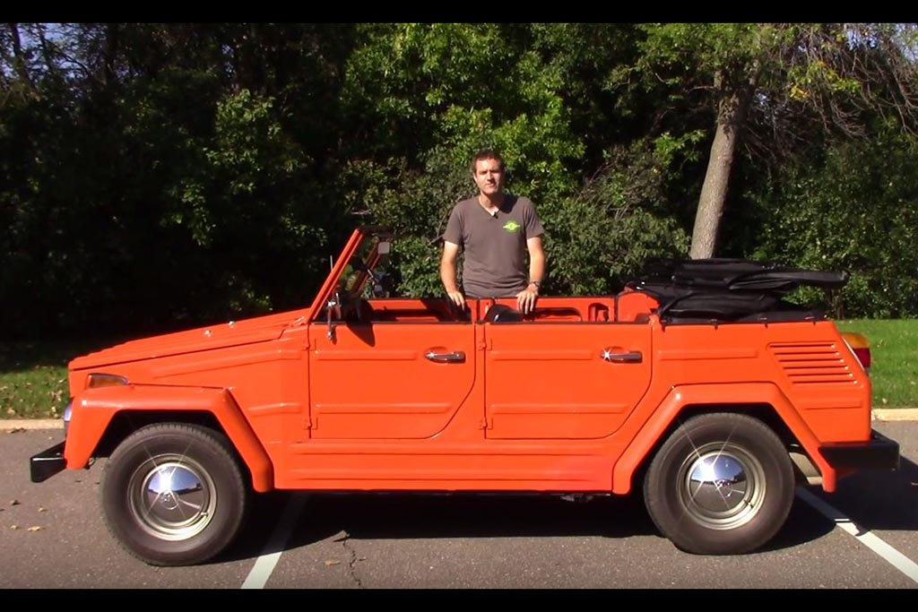 The Volkswagen Thing Is Slow, Poorly Equipped and Unsafe -- and I Love It