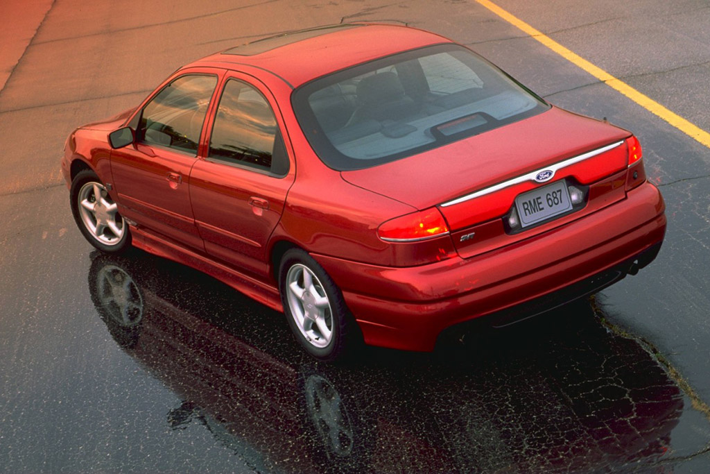 The Ford Contour SVT Was a Bright Spot of Excitement in the 1990s