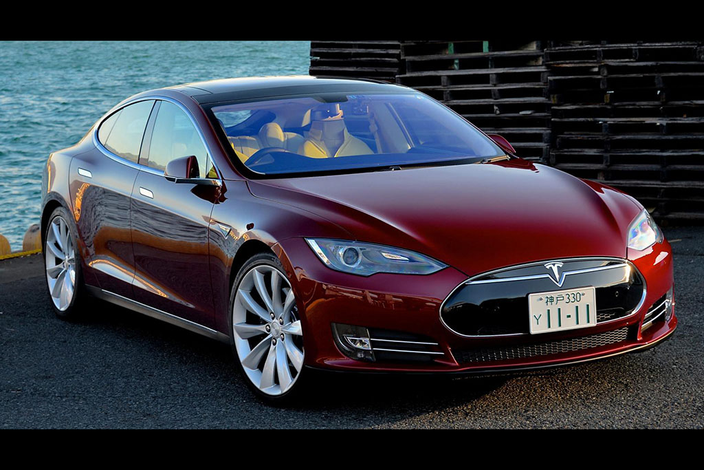The Tesla Model S Is Absolutely Not the Best-Selling Luxury Sedan in America
