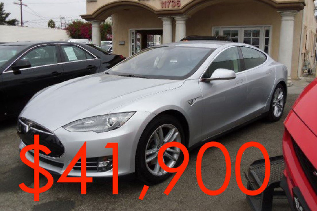 These Are the 5 Cheapest Teslas For Sale on Autotrader