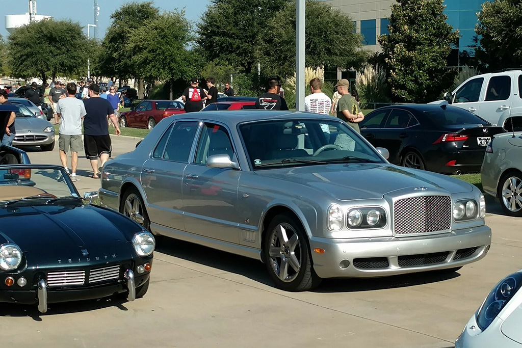 I Bought a Used Bentley Arnage for $45,750, and So Should You