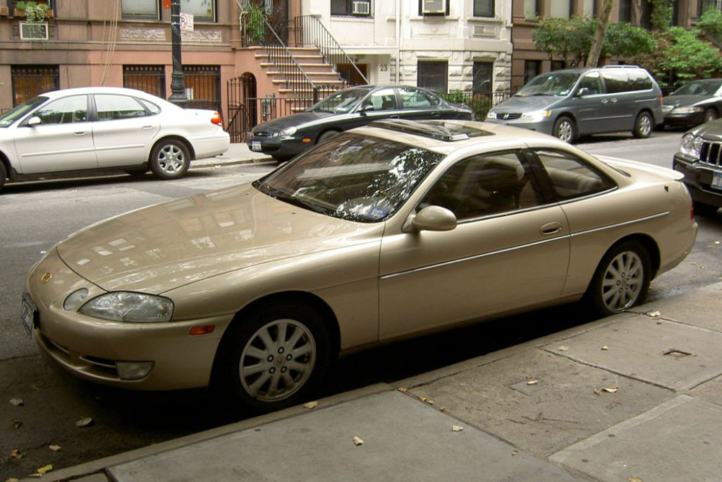 Lexus SC 300: Stick-Shift, Rear-Wheel-Drive and Surprisingly Tuneable