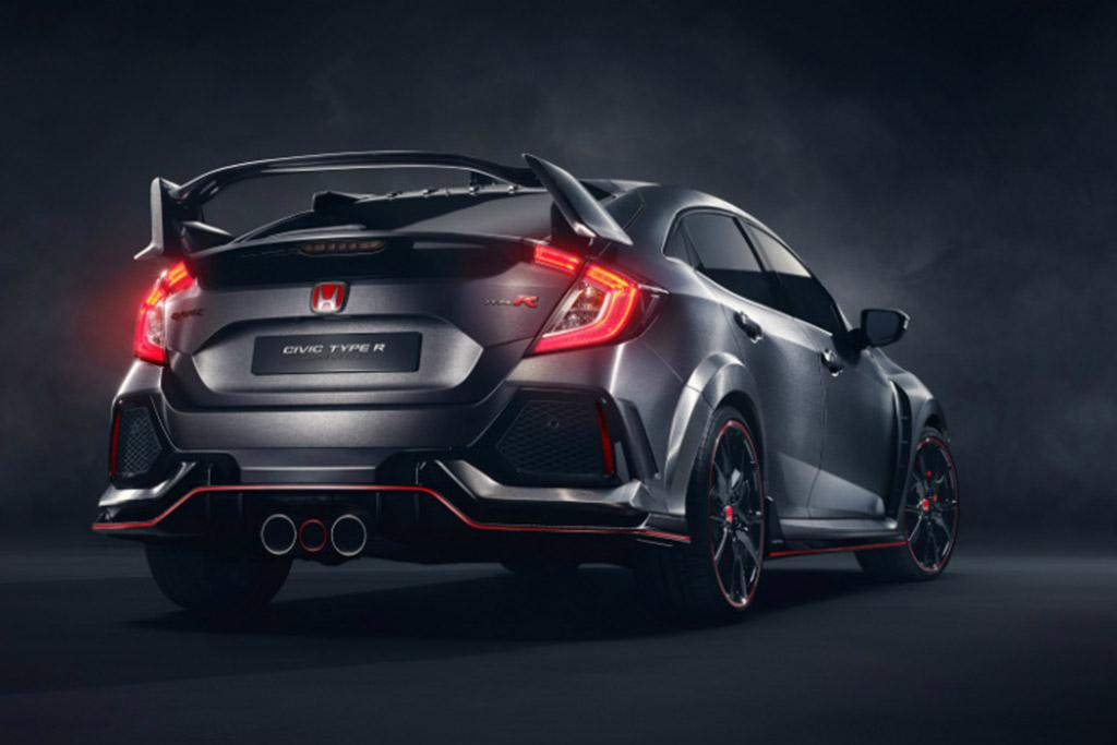 It's Coming: Honda Civic Type R Makes North American Debut at SEMA