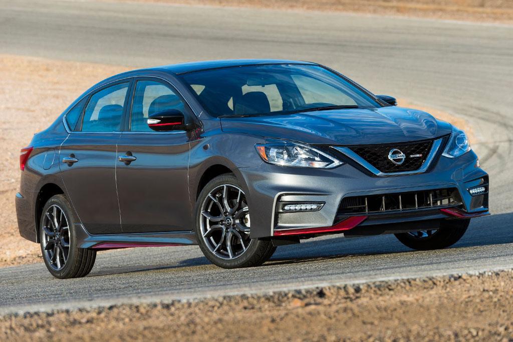 Nissan Sentra NISMO: 188 Horsepower, Stick Shift, Around $25,000