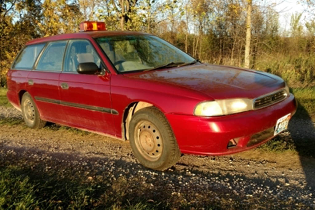 Autotrader Find: Right-Hand-Drive Subaru Legacy With 315,000 Miles