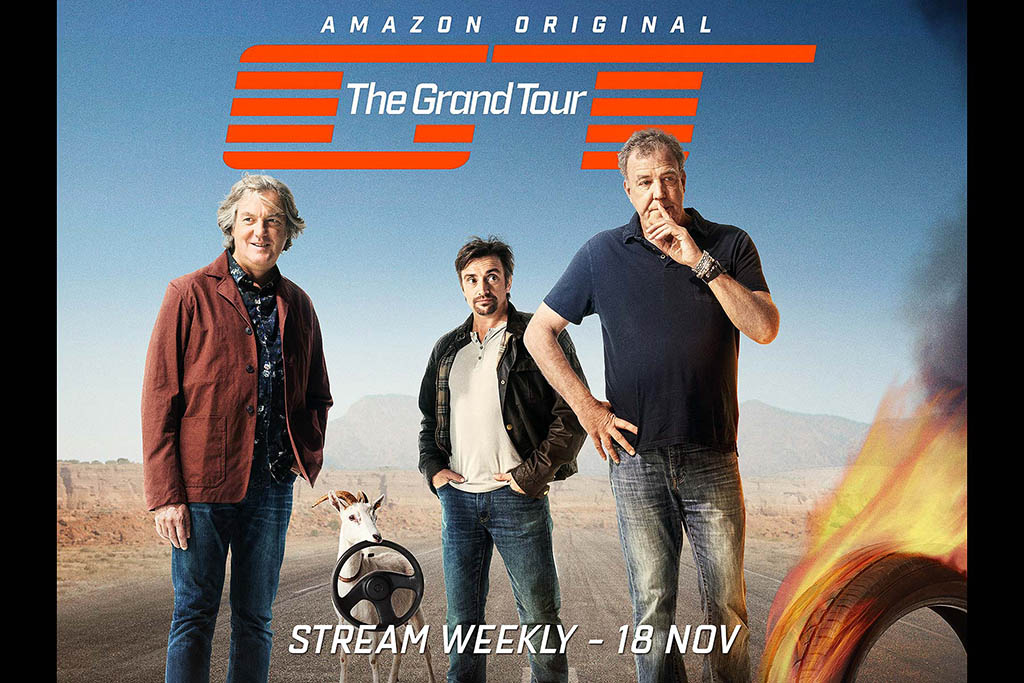 """The Grand Tour:"" An Oversteer Review"