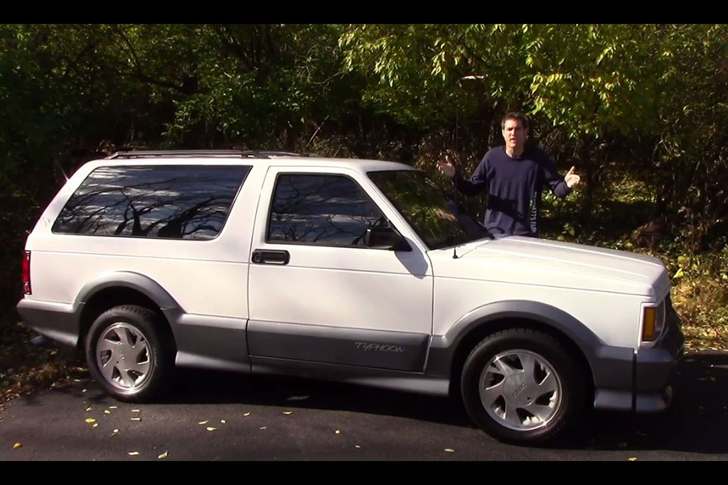 Here's Why The GMC Typhoon Is a Future Collectible