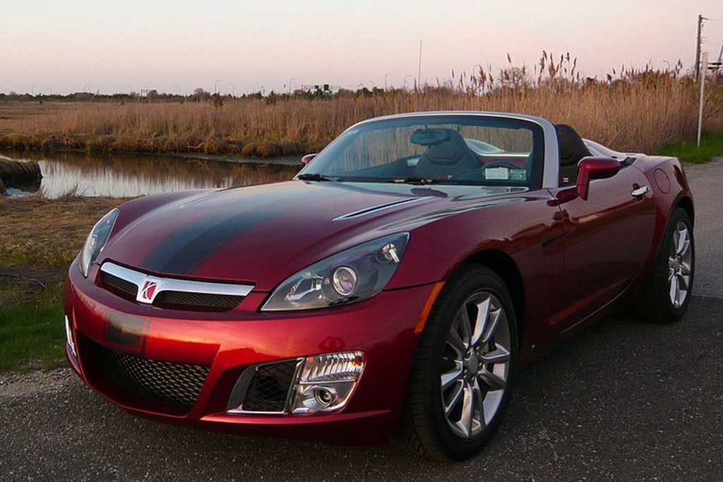 The Saturn Sky Makes Me Pine for Pre-Bailout GM