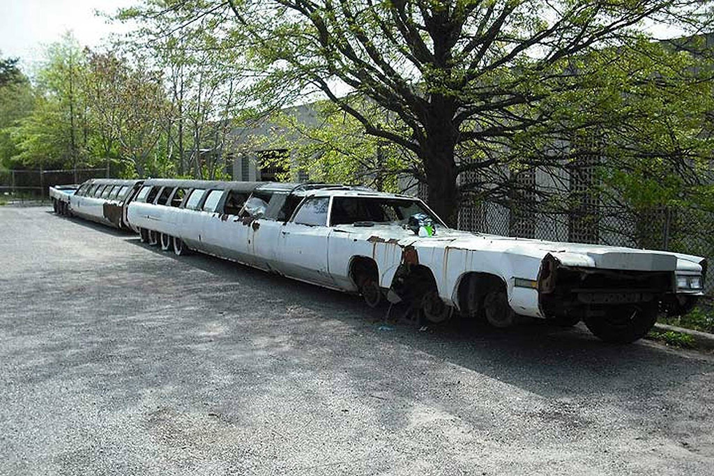 The Sad Fate of the World's Longest Limo