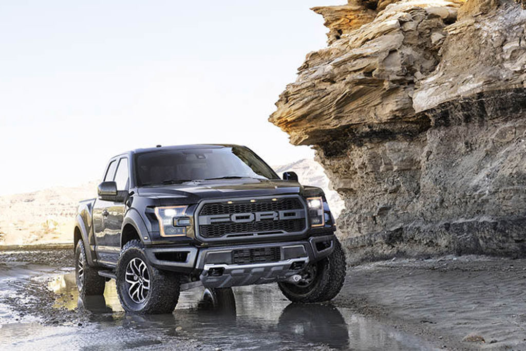 Why Don't Other Car Companies Make a Ford Raptor?
