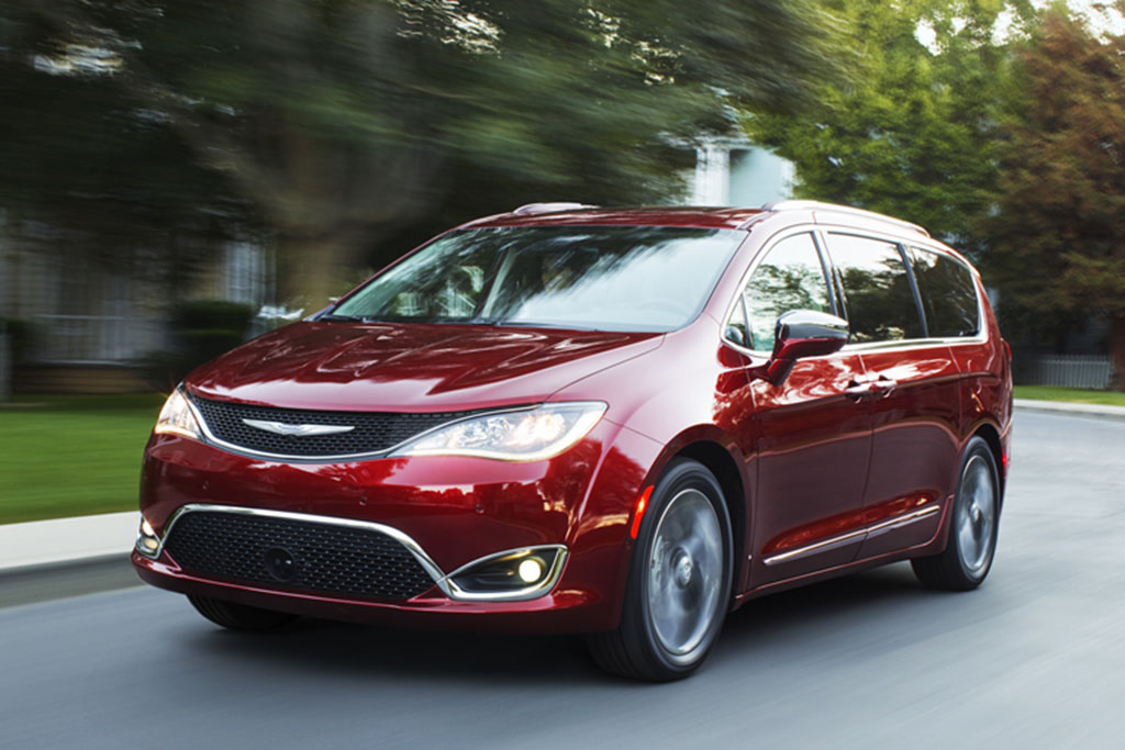 Move Over, Model X: Fully-Electric Chrysler Minivan Coming Soon?