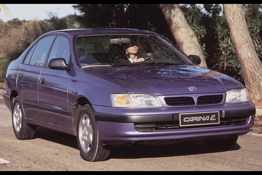 Toyota Carina E: What to Sell When You Can't Sell a Camry