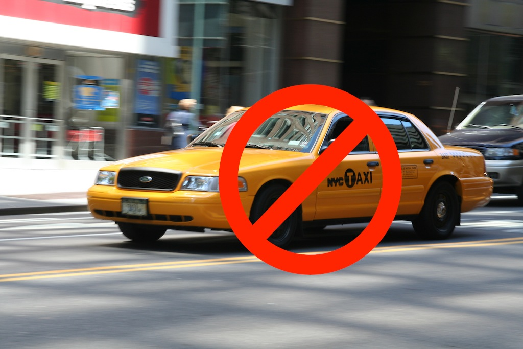 The Highest-Mileage New York City Taxis Aren't What You Think