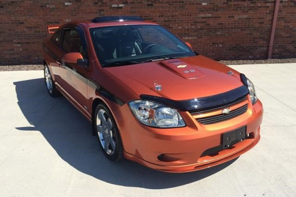 Autotrader Find: 2007 Chevy Cobalt SS Supercharged With 381 Miles