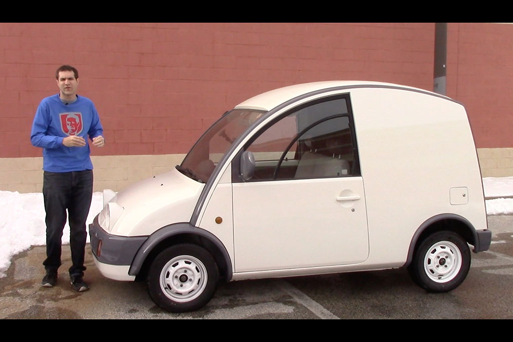 Nissan S-Cargo: Performance Tests and Driving Review