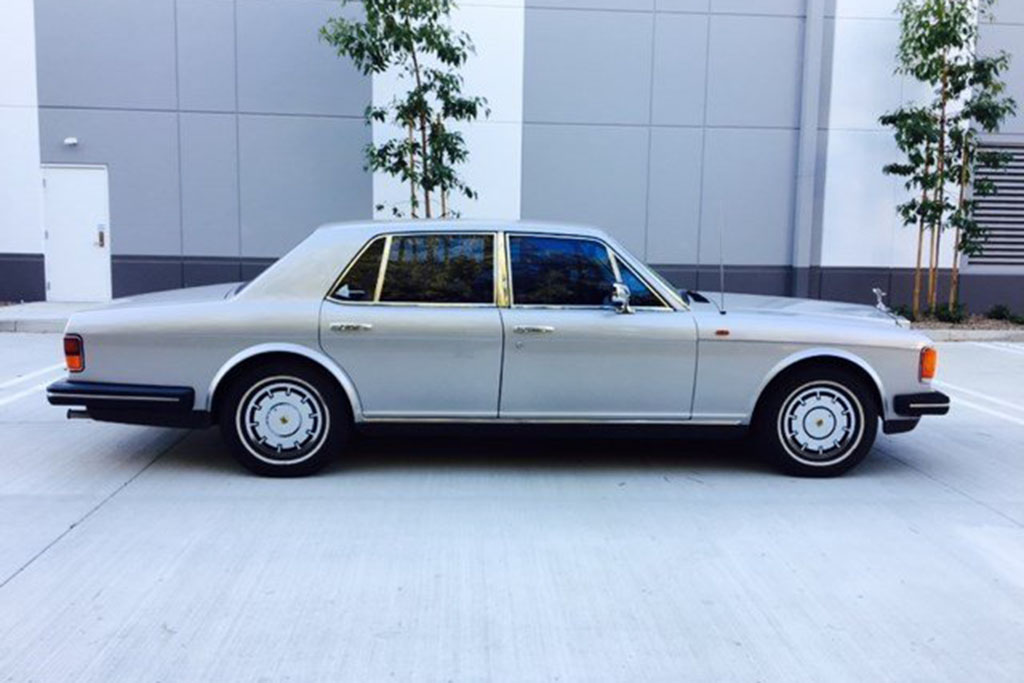 This Is the Cheapest Rolls-Royce on Autotrader -- at Just $8,995