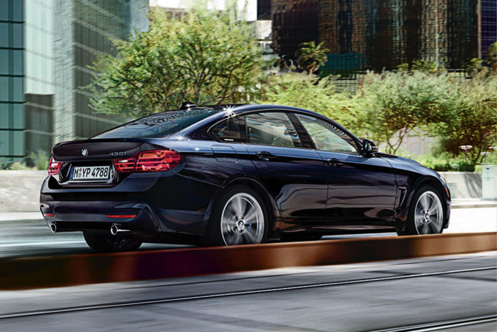 The BMW 4 Series Gran Coupe Is the Coolest Car Nobody Buys