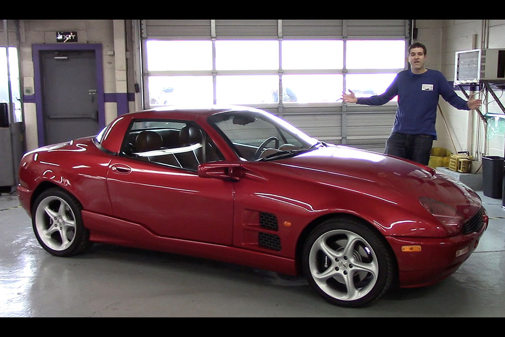 The Qvale Mangusta Is The Italian Exotic Car You've Never Heard Of