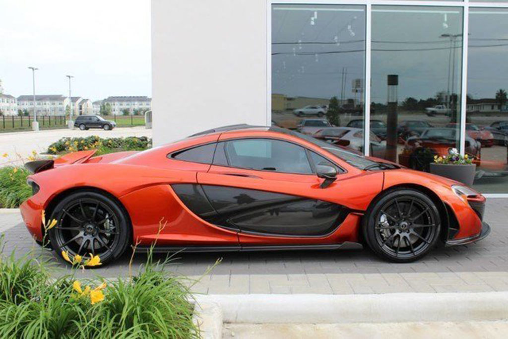 There's a McLaren P1 on Autotrader for $2.13 Million