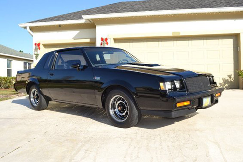 Imagine If Buick Made a Grand National Today