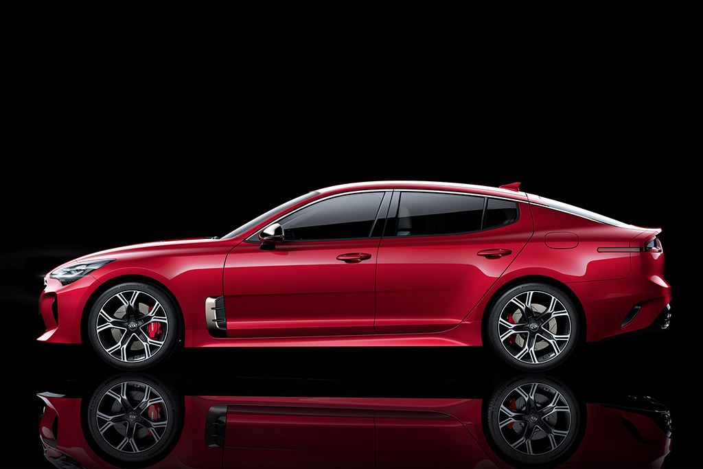 Will Anyone Actually Buy the Kia Stinger GT?