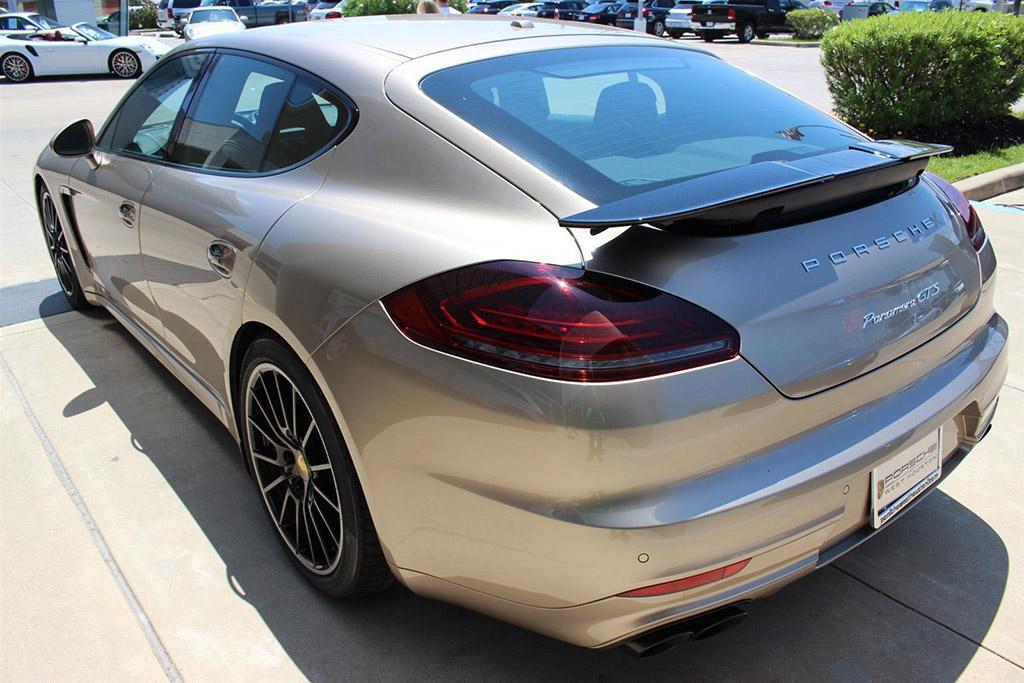Isn't the Porsche Panamera a Hatchback?