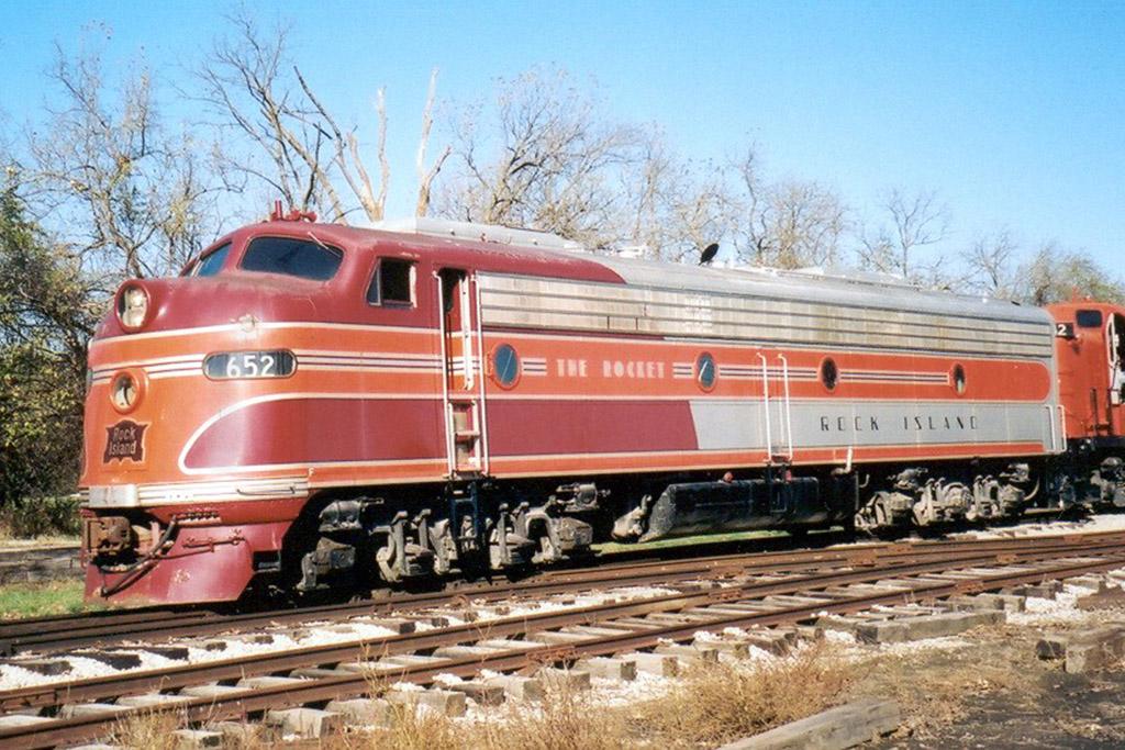 General Motors Once Built Locomotives -- Really Good Ones