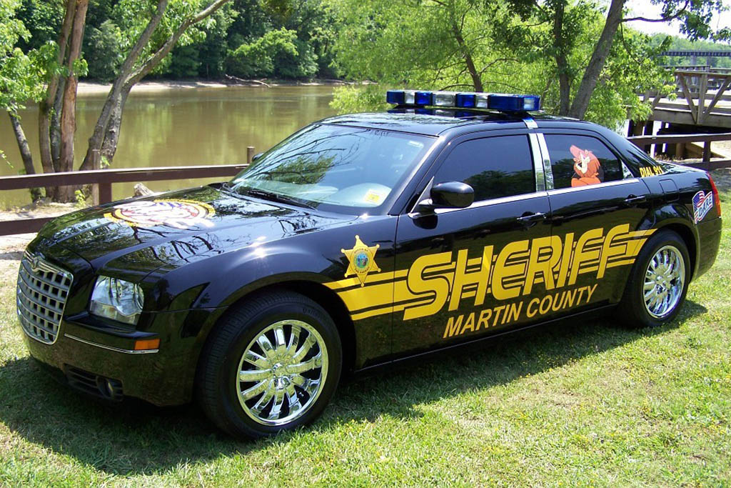 Do You Know Anything About a Chrysler 300 Police Car?