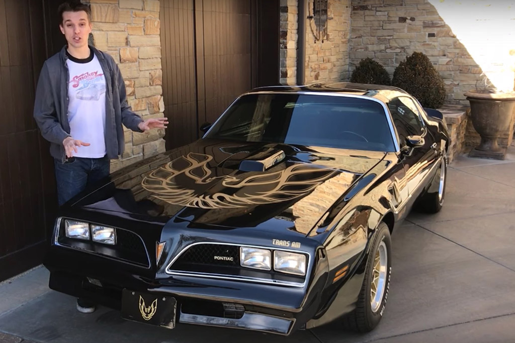 1977-1981 Pontiac Trans Am: One of the Last Survivors of the Muscle Car Era Is a Bargain