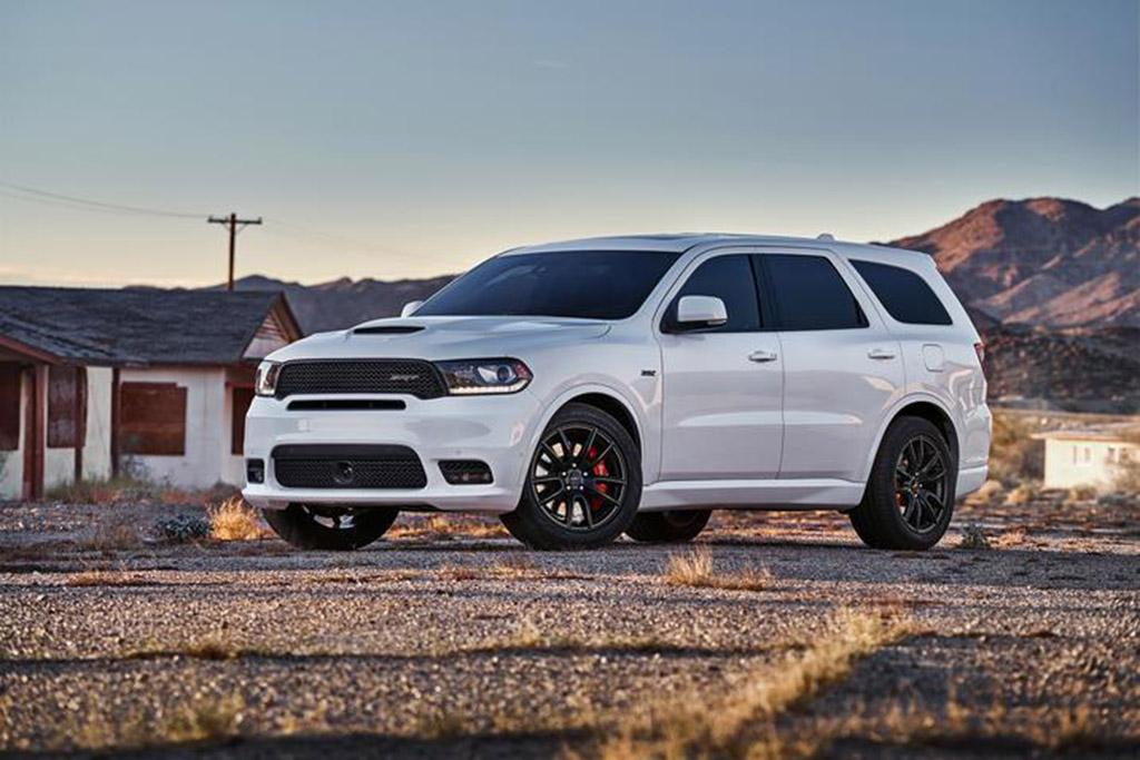 Dodge Is Giving Us the Durango SRT