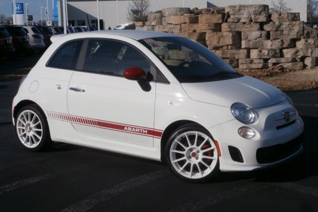 A Used FIAT 500 Abarth Is a Truly Amazing Deal