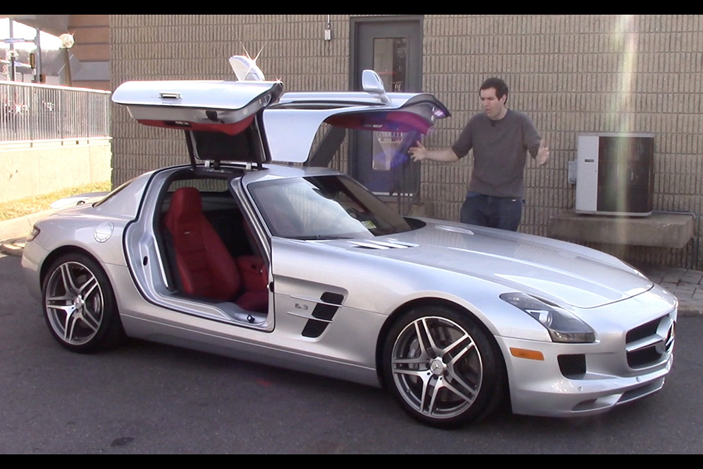 Here's Why the Mercedes-Benz SLS AMG Is Still Worth $180,000