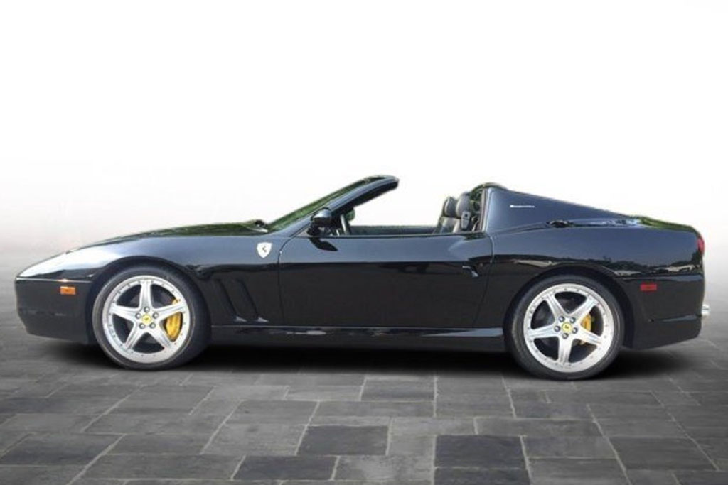 Autotrader Find: Ferrari 575M Superamerica With Under 1,000 Miles