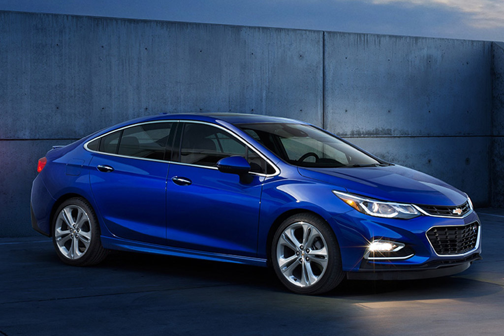 The Chevy Cruze Is the Best Compact Car You Can Buy, According to Consumer Reports