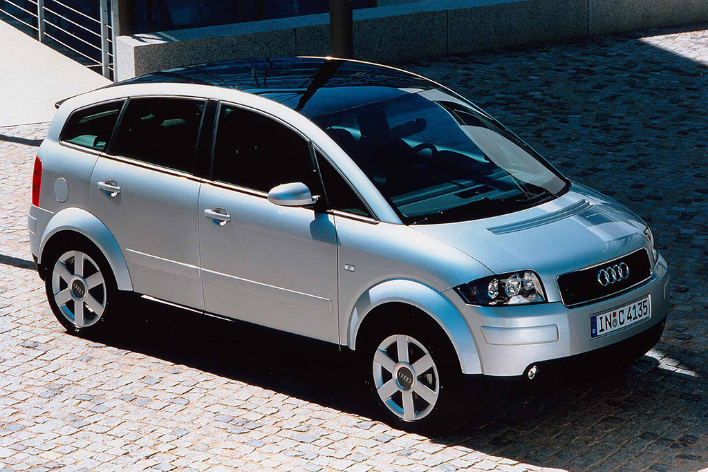 The Audi A2 Is the Weird Audi You Probably Don't Know About